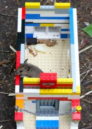 Lego Mouse Trap 2