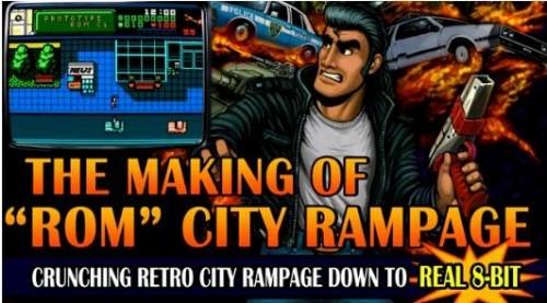 Making Retro City Rampage in 8bit image