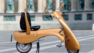 Moveo Foldable Scooter 1