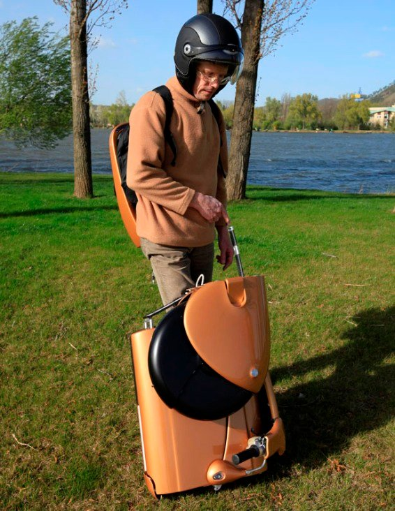 Moveo Foldable Scooter 3