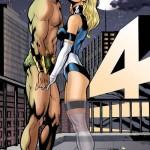Namor & Sue Richards