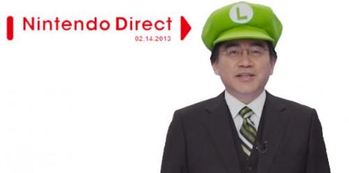 Nintendo Direct 2.14.2013 Luigi Iwata image