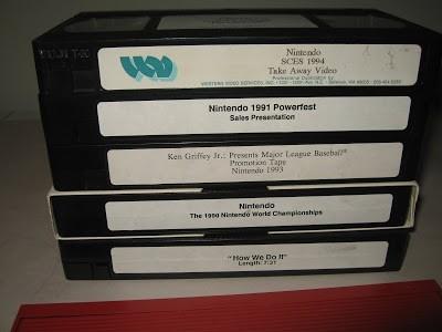 Nintendo VHS promos by jjgames image