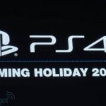 PlayStation 4 coming holiday 2013 image