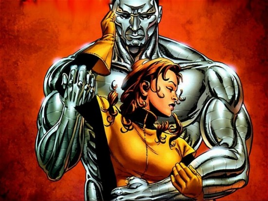 Shadowcat & Colossus