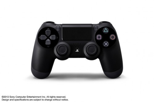 Sony DualShock 4 front image