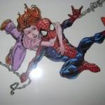Spider-man & Kitty Pryde