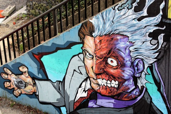 Stairway Two-Face