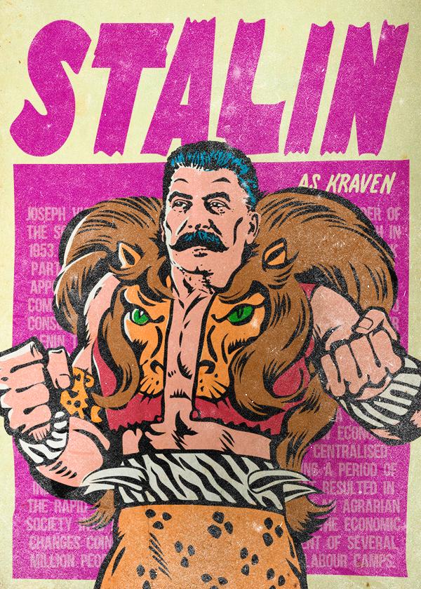 Stalin Kraven