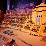 The LEGO Phantom Menace