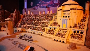 The LEGO Phantom Menace