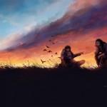 Thorin, Fili, Kili