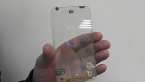 Transparent Mobile Phone 1