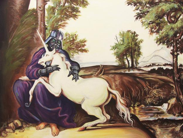 Vader & Unicorn