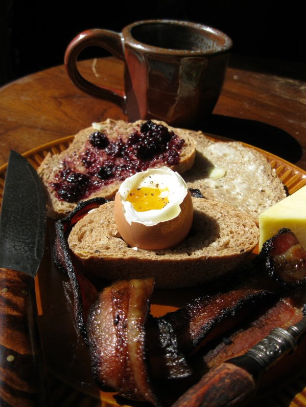 Winterfell Breakfast