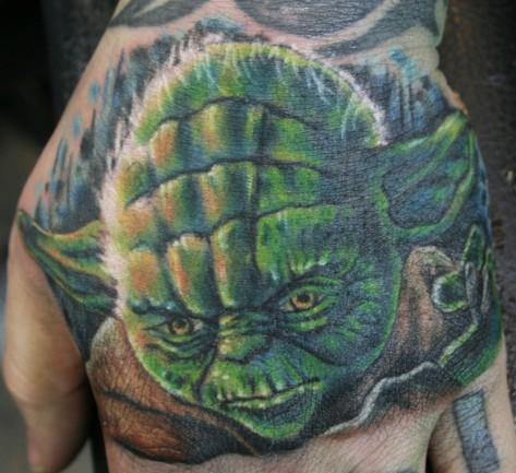 Yoda Palm