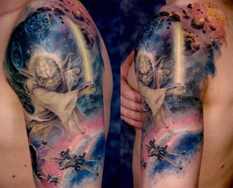 Yoda & the Galaxy