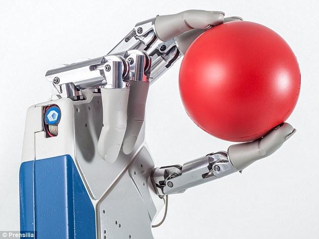 bionic hand 1