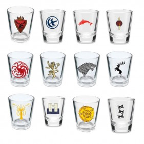 sigil shot glasses