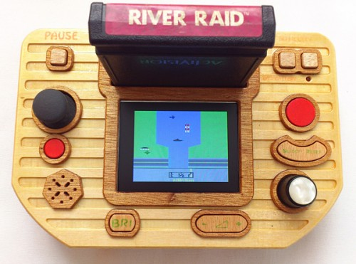 Atari 2600 VCS Portable by retro_mood image 1