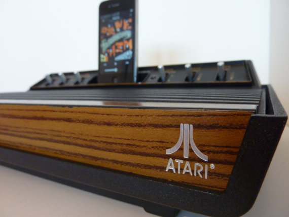 Atari iPhone Dock 1
