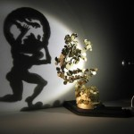 Atlas Shadow Sculpture
