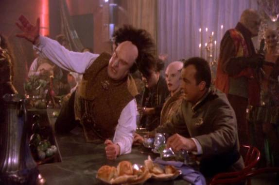Babylon 5 thanksgiving