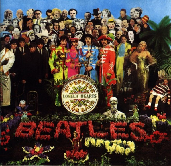 Beatles SGT Peppers Lonely Heart
