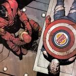 Captain America Burger King