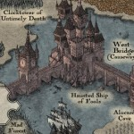 Castlevania map by Bill Mudron image 2