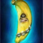 Chewbacca Banana
