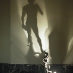 David Shadow Sculpture