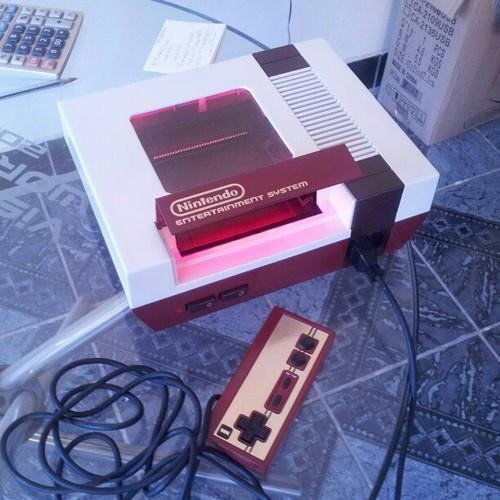 Famicom NES mod by Javier Riquelme image 1