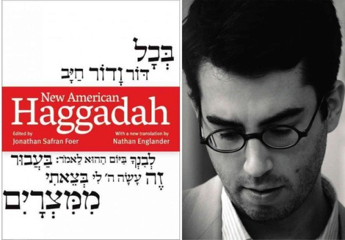 Famous Authors Haggadah