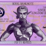 Fifty Rupee Hylian Banknote by G33k1nd159153 image