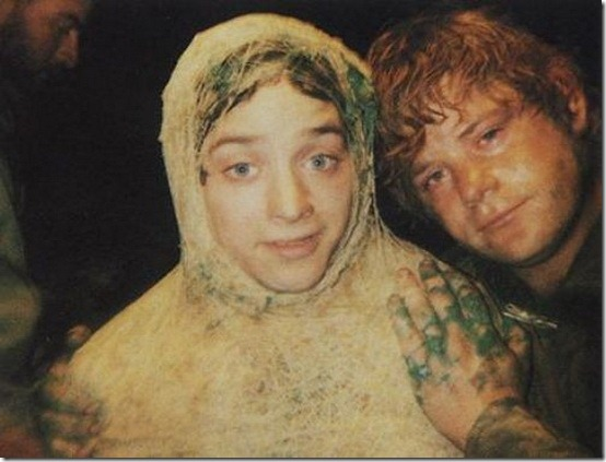 Frodo in his Spider Mode