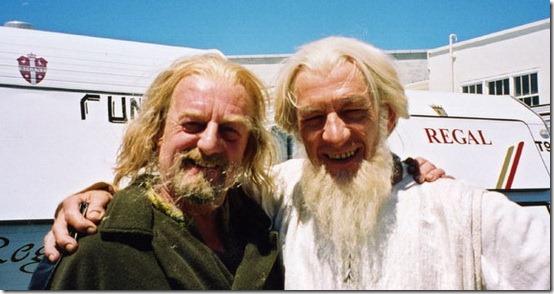 Gandalf & Theodon