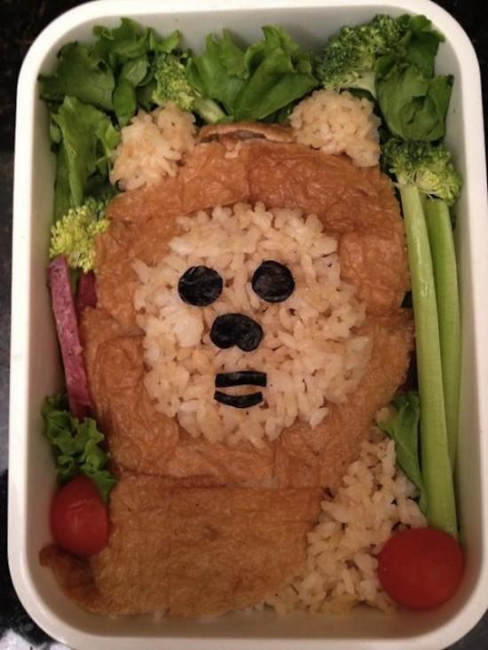 Healthy Ewok