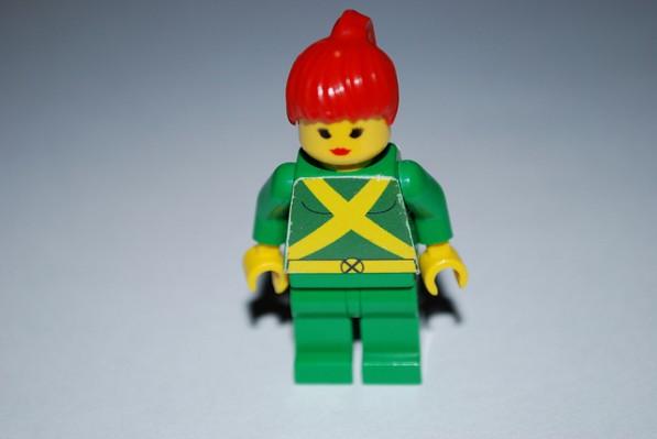 Lego Jean Grey