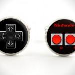 Nintendo Cufflinks