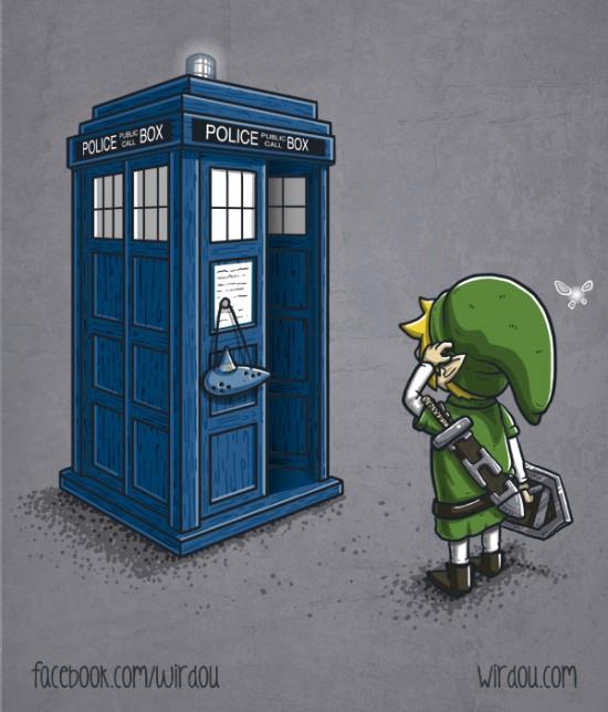 Ocarina of Time Travel