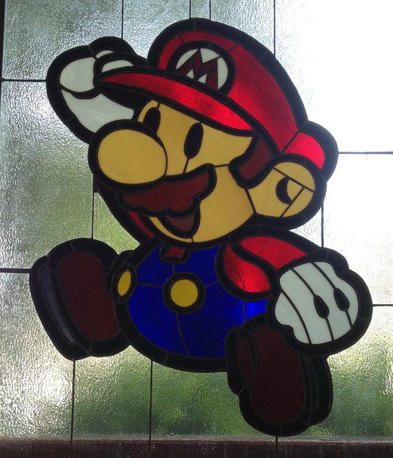Paper mario stained glass 2