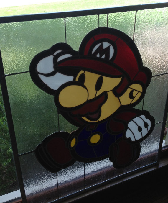 Paper mario stained glass 3