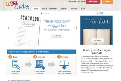 Pinterest Haggadah