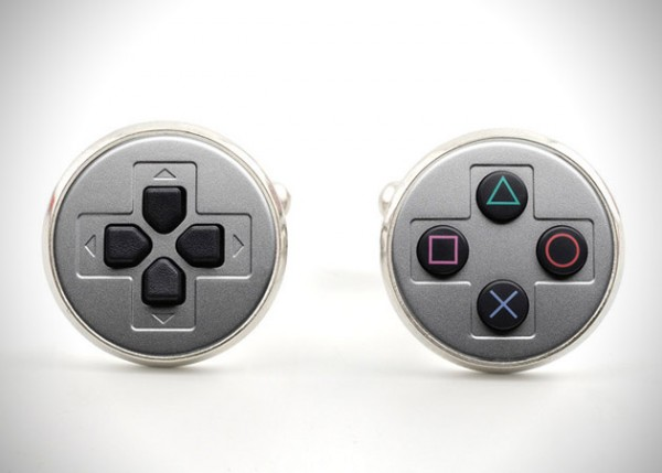 Playstation Cufflinks