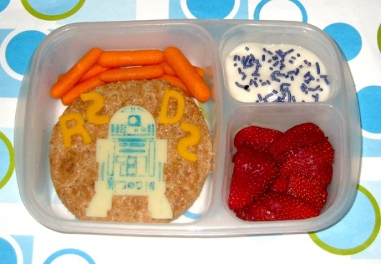 R2D2 Topping