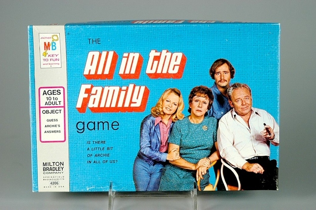 The All in the Family Game
