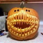The Pumpkin Piranha