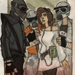Vader Leia Stormtroopers