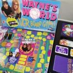 Wayne's World VCR Board Game